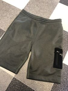 The North Face Boys Khaki Shorts Size Large Youth Immaculate