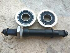 Old School Bmx Redline Sugino 400 Crank Spindle Engraved CV-SC-FT