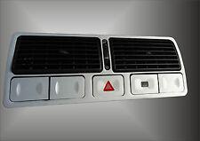 VW Golf Mk4 Jetta Dashboard Dash Brushed Aluminium Air Vents TDI GTI R32 V