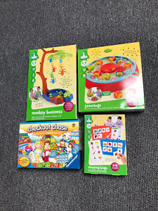 ELC Games Bundle 3-8 Years