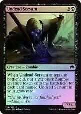 Undead Servant (124/272) - Magic Origins - Common (Foil)