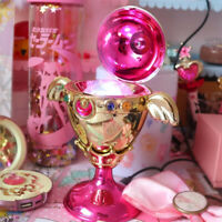Anime Sailor Moon Rainbow Moon Chalice Proplica Humidifier Figure Gift For Women