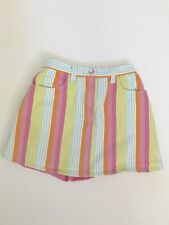 Gymboree Sunshine Daydream ☀️Skort, Girls size 6 Stripes