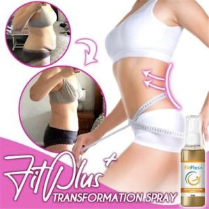Herbal Fat Loss Spray Weight Loss Fat Burning Body Slimming Spray 10ML
