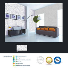 INDIGO-WHITE-GREY POLYMER-BASED LIQUID INTERIOR WALLPAPER SILK COATING PAINT