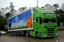 Truck Photos Irish Ballygarvey Transport S500 & fridge NRZ 6680