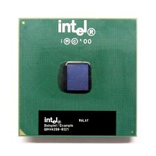 Intel Pentium III sl4c8 1.0ghz/256kb/133mhz socket/zócalo 370 1.7v CPU Processor