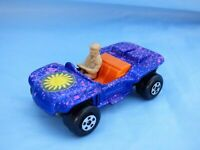 Vintage 1973 Matchbox Rolamatics Beach Hopper No 47 Buggy Driver Diecast Car Toy
