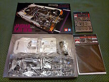 Tamiya Jaguar XJR-9LM Le Mans + Scale Motorsport parts photoetch decals