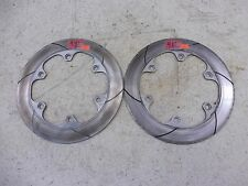 1984 Honda CB700SC CB700 Nighthawk S H1353' front brake rotor disc set
