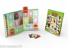 Animal Crossing amiibo Cards Collectors Album Series 1 + Booster Pack EXPEDITED