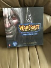 Warcraft: The Board Game Expansion. Fantasy Flight Games. Brand New