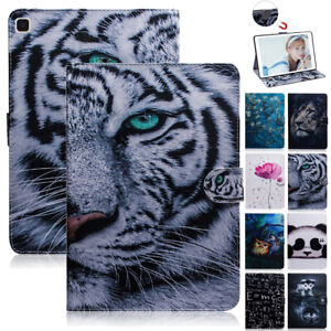 Case for Samsung Galaxy Tab A7 T500 T505 PU Leather Smart Tablet Cover