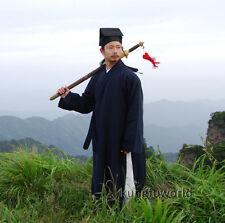 25 Colors Wudang Taoist Robe Kung fu Tai Chi Suit Martial arts Jacket Uniform