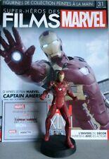 Marvel Movie Collection #31 Iron Man Mark XLVI figurine Eaglemoss French nuevo