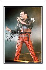 Freddie Mercury, Autographed, Cotton Canvas Image. Limited Edition (FM-13)