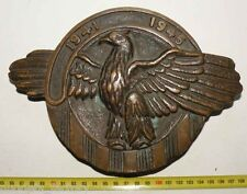 Plaque original WWII USA Ruptured Duck ( 092 )