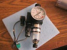 Kuroda Model:  PS-6-1 Miniature Pressure Switch w/ B35-2G Regulator <
