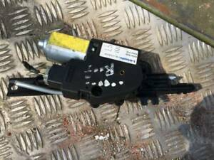 2007 Ford Focus CC Convertible boot lid locking motor lock actuator 1716533a
