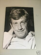 JEAN-PAUL BELMONDO  - PHOTO DE PRESSE ORIGINALE 18x13cm