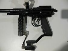 Black Paintball Marker Unbranded Untested With Viewloader Vl 200