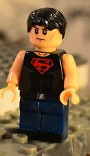 YJ Custom made for LEGO blocks SUPER BOY Young Justice SUPERMAN DC Superheroes