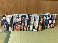 Komi-san wa Comyushou desu 1- 17 Japanese manga set Communication disorder comic