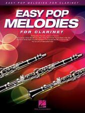 Pop Clarinet Sheet Music Beatles, Elvis, Journey, Coldplay, Stevie Wonder, More!