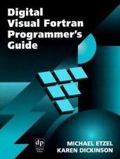 Digital Visual Fortran Programmer's Guide HP Technologies