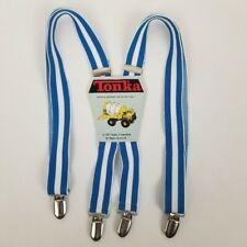 Vintage 1987 Tonka Boy's Suspenders