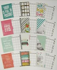 SIMPLE STORIES [ Carpe Diem ] Monthly Tabbed Dividers & Calendar Pages  Save 40%