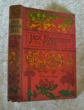 Jack Forrester's Fate Catharine Shaw 1901 Antique Victorian Style Floral Decor