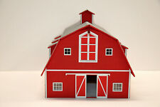 HO American Model Builders Country Barn Professionally Built