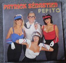 Patrick Sebastien, GIGN / pepito , SP - 45 tours