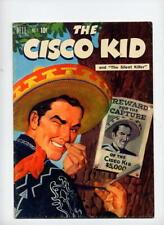 Cisco Kid #3, 1951, Dell western