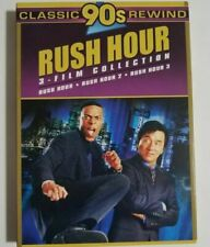 Rush Hour 1-3 Collection (Dvd, 2011, 3-Disc Set)