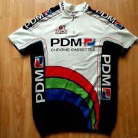 PDM Cycling Team Short Sleeve Jersey Greg Lemond Ultima  Size:6~XL
