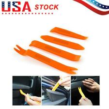 Car Trim Removal Tool Kit Set Door Panel Auto Dashboard Plastic Tools Kits 4PCS