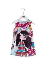 Rosalita Senoritas Kinder Mädchen Sommer Kleid Elm Gr. 152 Neu Hippie