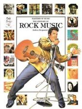 Masters of Music: History of Rock Music by Andrea Bergamini (2000, Hardcover)