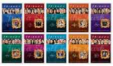 Friends: Complete TV Series Seasons 1 2 3 4 5 6 7 8 9 10 Box / DVD Set(s) NEW!