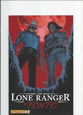 Dynamite Comics Lone Ranger and Tonto 1 Nm-/M 2007