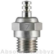 O.S. #7 Glow Plug Medium Hot Air (OSM71607100)