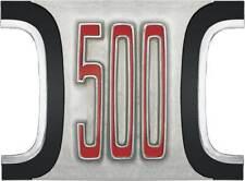 "1969 Dodge Coronet ""500"" Grill Ornament Emblem - Center New"