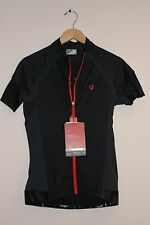 Bontrager RXXXL Short Sleeve FZ Men's Jersey LARGE Black NEW