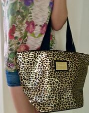 Betsey Johnson Leopard Print Purse