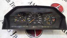 W124 MERCEDES BENZ SPEEDOMETER INSTRUMENTAL CLUSTER DASH PANEL 1245421865