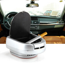 Portable Home/Car Auto Interior Smoke Ashtray Safe Cigarette Ash Holder Cup Tool