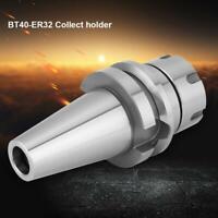 BT40-ER32-70 20# Carbon Steel Collet Chuck Holder for CNC Lathe Milling Tool New