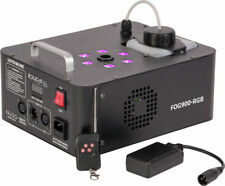 Ibiza FOG900-RGB Nebelmaschine RGB LEDs Vertikal CO2 Effekt DMX fog machine NEU